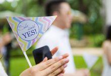 Surprise Wedding Proposal by Elite Party Designer