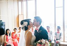 The Wedding of Eric & Yentri by Fusia Pictures