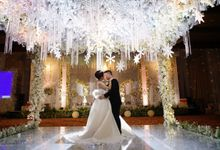 Wedding of Christopher & Fiona by Bonzai Decoration
