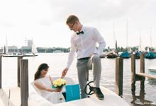 A Destination Wedding to Hamburg by DUC THIEN PHOTOGRAPHY