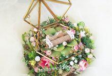 Kotak Cincin by RAZITA Wedding Box