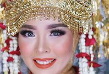 wedding & engagement makeup by Syifa Husnaini MakeUp