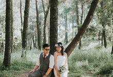 Engagement Session Artha & Ade by asaduaphotography