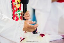 The Wedding of Ryan & Nathania by thePhotograph