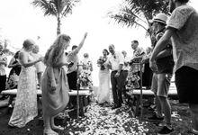WEDDING KELLY ANN & CLINTON by TJANA PHOTOGRAPHY BALI