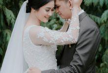 wedding raditio & leoni by akar photography