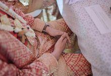 wedding of halim & yoan by akar photography