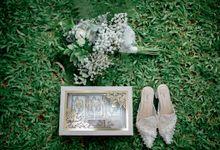 wedding herta & ary by yellow bird
