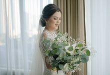 wedding chandra & dinda by akar photography