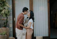 couple seasson dika & amalia by akar photography
