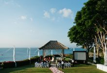 Clarrie & Dominic by AYANA Resort and Spa, BALI