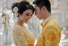 The Engagement of Ariska Putri Pertiwi & Tengku Ryan Novandi by Fatahillah Ginting Photography