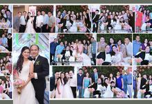 WEDDING PHOTO-VIDEO COVERAGE by CJC PHOTOGRAPHY ASIA CORPORATION