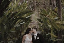 Mindy & Cameron Wedding at W Hotel Bali by AKSA Creative