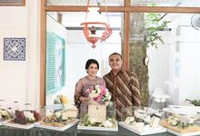 AJENG & IDHAM ENGAGEMENT by Seserahan Indonesia