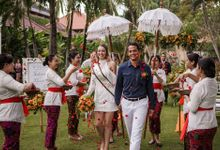 Miss Europe World 2018 by Astagina Resort Villa & Spa Bali