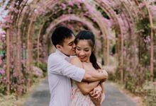 Pre-wedding of  Nicholas & Wen Yee by Natalie Wong Photography