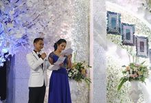 The International Wedding Reception by MC Wedding Banna