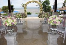Steven and Maggie wedding by HELICONIA  Bali