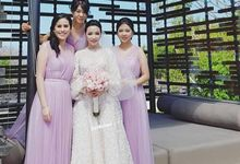 Bridemaids by Ayu Cintya