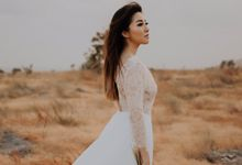 Stefan & Vallencia - Prewedding by Peony Atelier