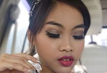 Brigitta's by ellenrosa makeup