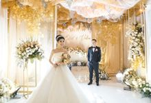 Ritz Carlton - Edsel & Velin by Maestro Wedding Organizer