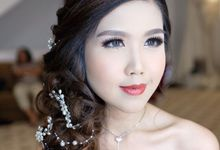 Wedding and Prewedding Makeup  by Jenifer Wang Make Up Artist
