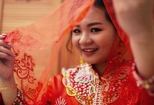 Chinese Wedding Day Photography by mike.1studio weddings & portraits