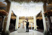 Kempinski - Adrian & Josephine by Maestro Wedding Organizer