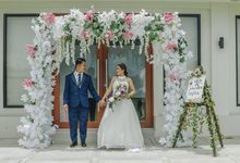 Jayber and  Len Wedding by Sheng Maquillage
