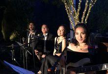 Wedding of Kelly & Fredy by Archipelagio Music