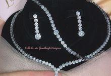 Jewelry & Hairpiece by Belle La_vie