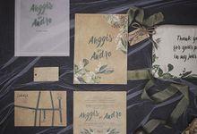 Anggis & Andro by FOYYA