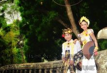 Ari & Rai by Lotus Studio