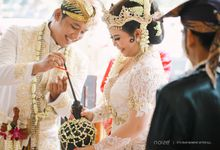 Tie The Knot Rizqi & Dewi by NOISE