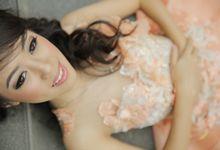 LAURENCIA'S SWEET SEVENTEEN by Lia Octaviani Makeup-artist