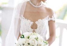 The Wedding of Aaron & Ailyne by Bali Wedding Specialist