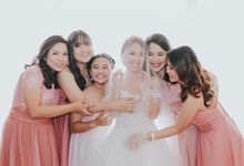 Russell and Kristel Wedding by 8willhappen Events Management