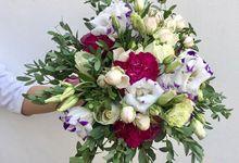 Bridal Bouquet by Esme Floral Artistry