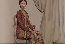 Baim Wong & Paula Verhoeven by Leo Vir