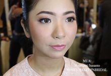 Party Makeup & Hairdo by MRS Makeup & Bridal