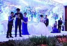 Anthony stevven MC Wedding Season city Jakarta by Anthony Stevven