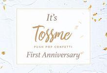 Hello AUGUST! Happy BIRTHDAY TossMe! by Tossme