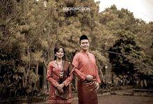 Pre-Wedding Photo of Ms. Aci Suryadewi and Mr. Iqbal by Rumah Joglo Pandu