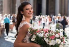 The bride and the eternal city by AYMakeMeUp