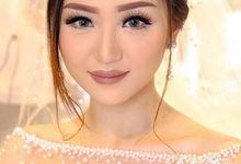 Wedding makeup for ms. Yora  by Suzuko Muto Makeup Artist