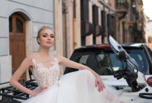 The bride and the eternal city Part 2 by AYMakeMeUp