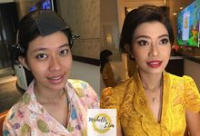 Family makeup ( 2 aunty and 1 mother ) by Michelle Lim Makeup