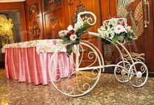 PUSPITA SAWARGI - WEEK II by PUSPITA SAWARGI (wedding and catering service)